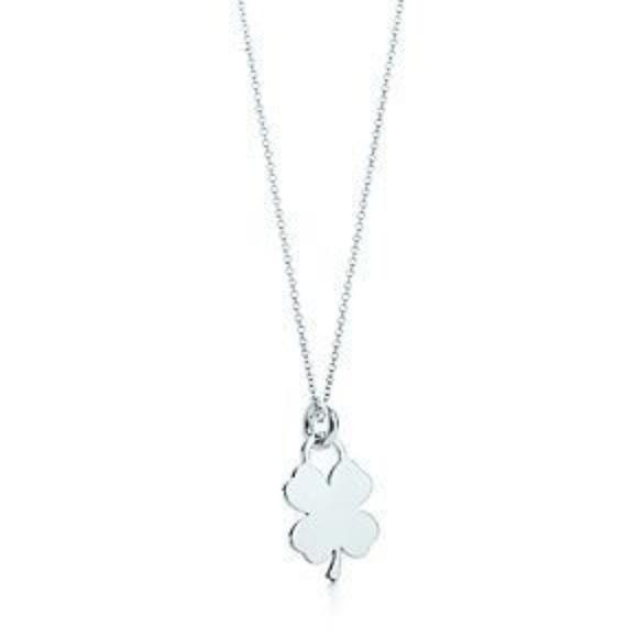 ca026a384 EUC Tiffany & Co four leaf clover pendant w chain.  M_5ccca81bc953d8cc55aea2ce. Other Jewelry ...